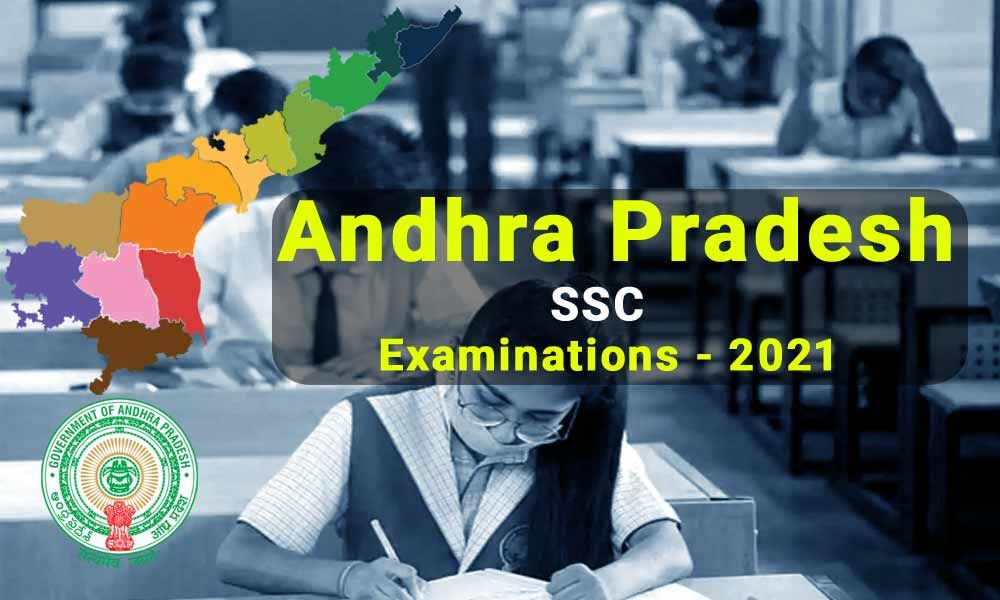 AP ssc exam time table 2021