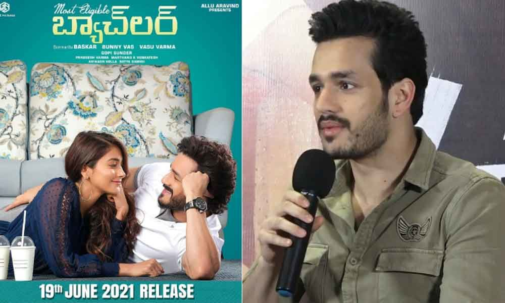 Akkineni Akhil's 'Most Eligible Bachelor' Release Date Gets Unveiled