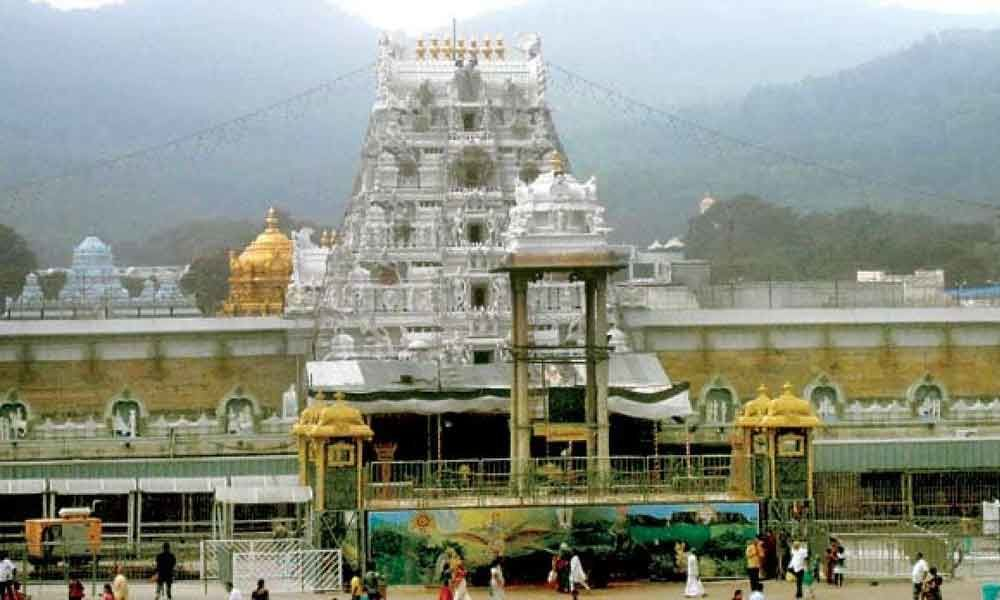Andhra Pradesh: TTD to construct 500 temples in two Telugu states
