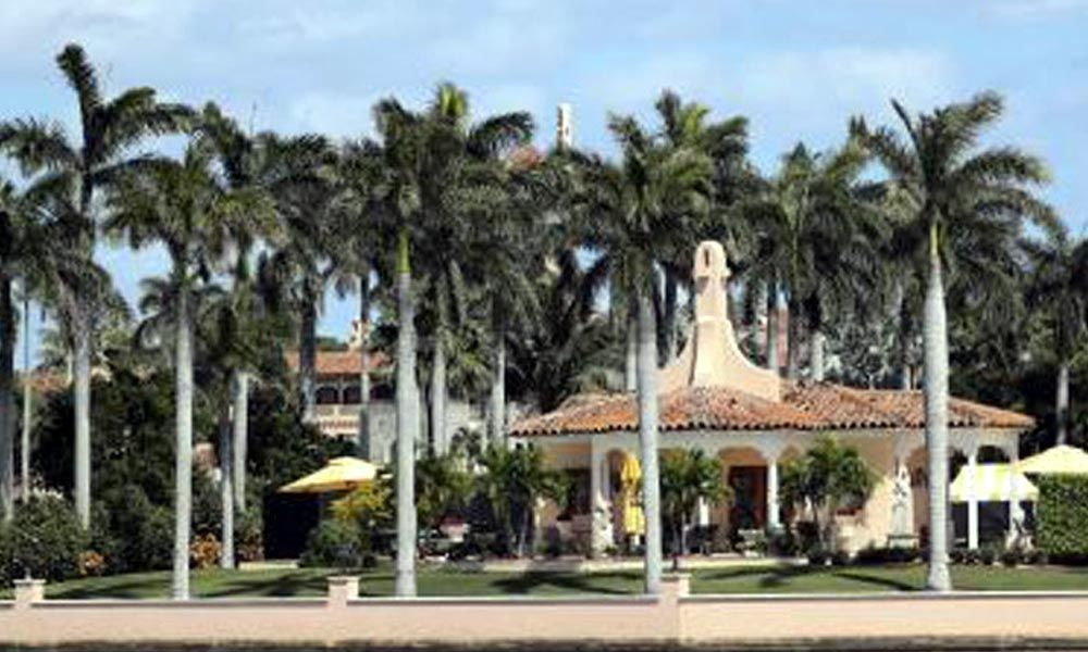 Trump helipad at Mar-a-Lago to be soon demolished: Report