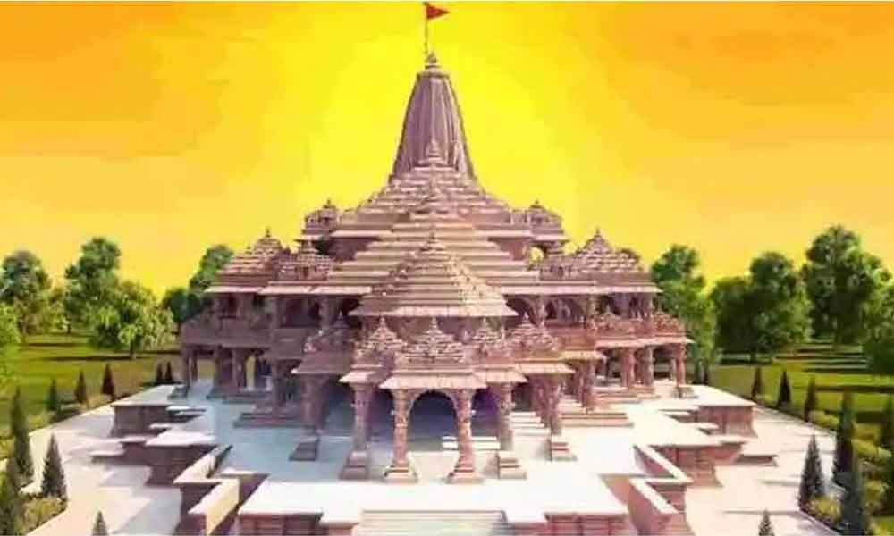 Ram temple trust to seek CM's donation