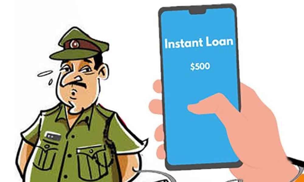 Nab instant loan app fraudsters: Telangana High Court