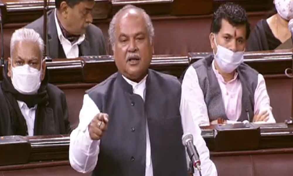 Centre trying to ensure requisite investment reaches agriculture sector:  Narendra Singh Tomar
