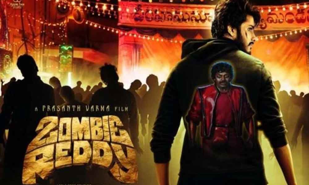 Zombie Reddy Movie Review & Rating {3/5}