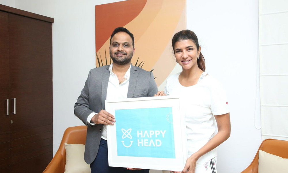 """First ever """"Happy Head Wellness and IV clinic"""" in Hyderabad"""